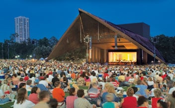 Miller Outdoor Theatre Presents Three Great Movies in July