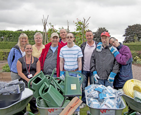 Eastwood Park Community Cleanup Project In Full Swing