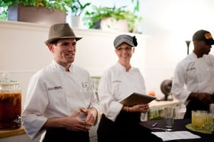 Natural Epicurean Academy of Culinary Arts Presents Live Cooking Demo 1