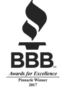 Better Business Bureau Recognizes Incredible Renovations, LLC  with the 2017 Pinnacle Award 3