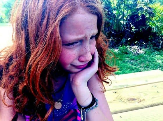 5 percent of children and teens suffer from depression at any given point in time.